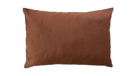 XPOSE ® Povlak na polštář MICHAELA - hnědá 40x60 cm