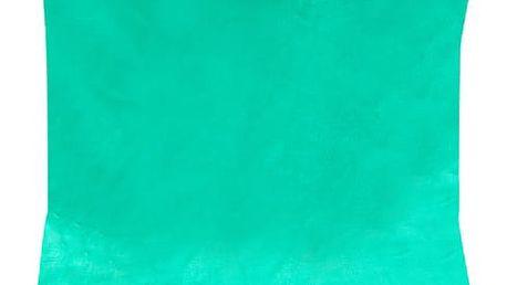 XPOSE ® Povlak na polštář mikroflanel - zelenkavá 40x40 cm