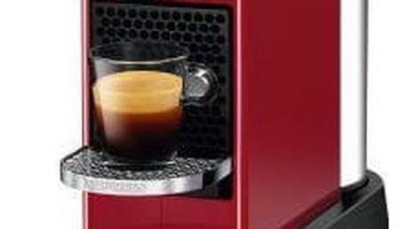 Espresso Krups Nespresso Citiz XN740510 červené + DOPRAVA ZDARMA