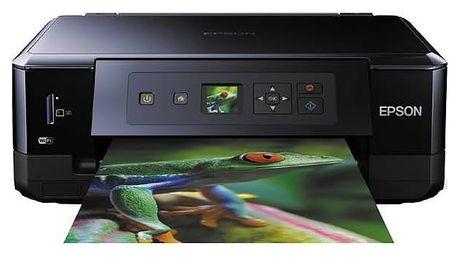 Tiskárna multifunkční Epson Expression Premium XP-530 (C11CE81402CE) černá