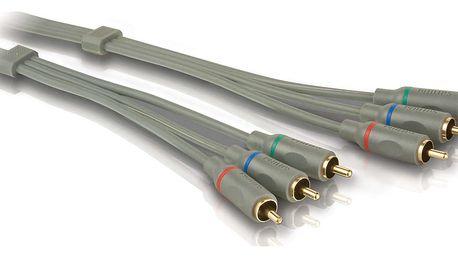 Kabel komponentního videa Philips SWV4126H/10