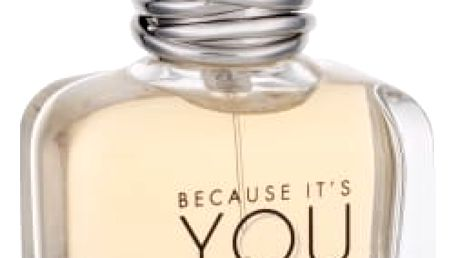 Giorgio Armani Emporio Armani Because It´s You 30 ml parfémovaná voda pro ženy