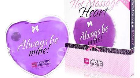 Hot Massage Heart XL Be Mine LoversPremium E22031