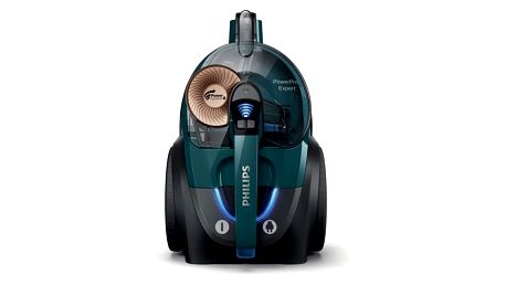 Vysavač podlahový Philips PowerPro Expert FC9744/09 zelený + DOPRAVA ZDARMA