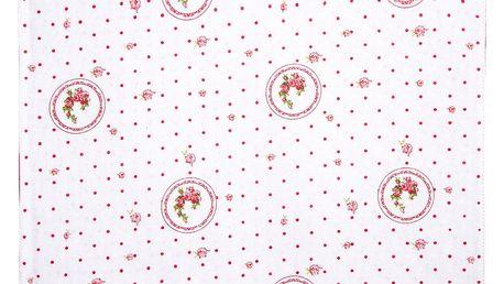 Trade Concept Prostírání Country puntík červená, 33 x 45 cm