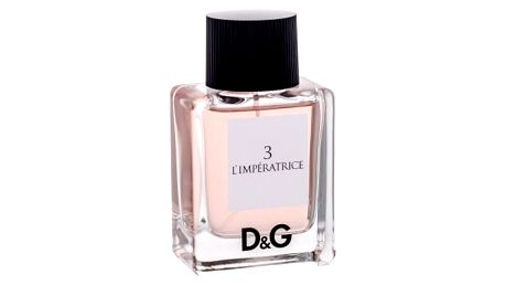 Dolce&Gabbana D&G Anthology L´imperatrice 3 50 ml toaletní voda pro ženy