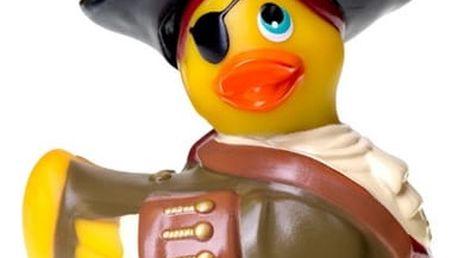 I Rub My Duckie   Pirate Travel Size Big Teaze Toys 10148-IRMD-Pirate/T
