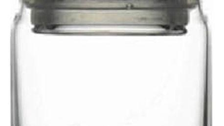 Dóza se skleněným víkem 0,24 l