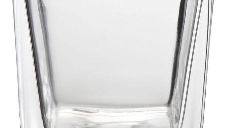 Svíčka ve skle nora, 10/10/10 cm