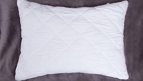 Prošívaný polštář 50x70 cm