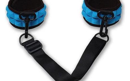 Resist No Evil Cuffs Blue PicoBong 7120