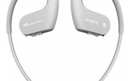 MP3 přehrávač Sony NW-WS623W bílý + Doprava zdarma