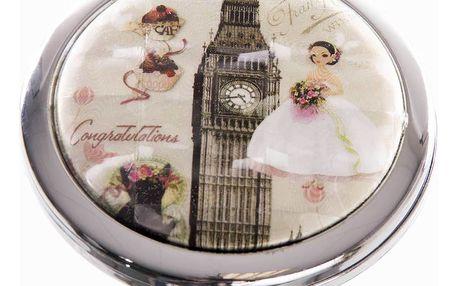 Kapesní kosmetické zrcátko Girls London