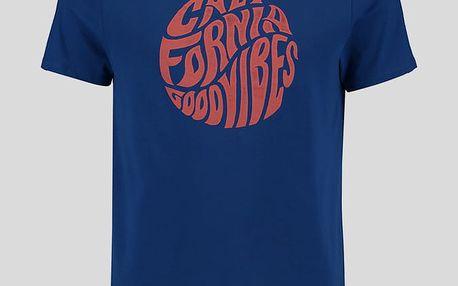 Tričko O´Neill LM GOOD VIBES T-SHIRT Modrá