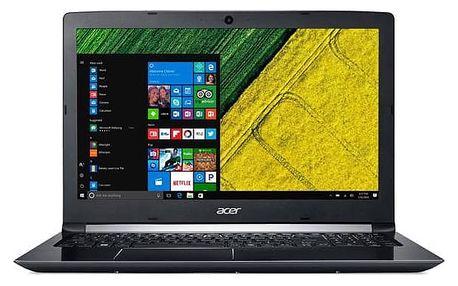 Notebook Acer Aspire 5 (A515-51G-59DM) (NX.GUDEC.001) černý + Doprava zdarma