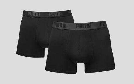 Puma Basic Boxer 2P black bl M