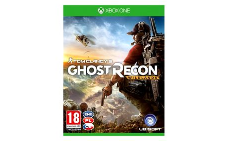 Hra Ubisoft Tom Clancy's Ghost Recon: Wildlands (3307215913208)