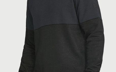 Mikina Under Armour Channel Quilt Černá