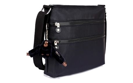 Dámská černá kabelka Beatta 544