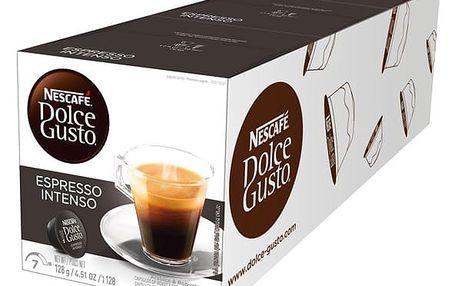 Set (3x Kapsle pro espressa Nescafé Dolce Gusto ESPRESSO INTENSO )