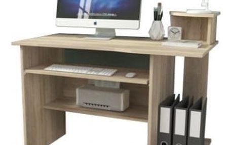 P3 - Kancelářský stůl (dub sonoma)