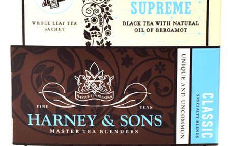 Harney & Sons Earl Grey Supreme čaj 20x1,3 g