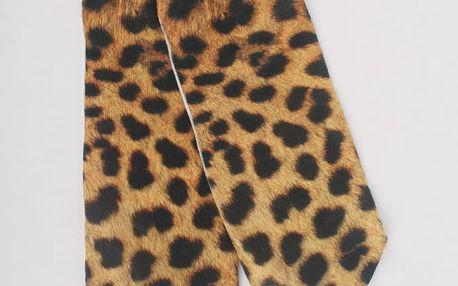 Ponožky Alcott LEOPARD Barevná
