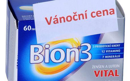 BION 3 Vital 60 tablet Vánoční balení