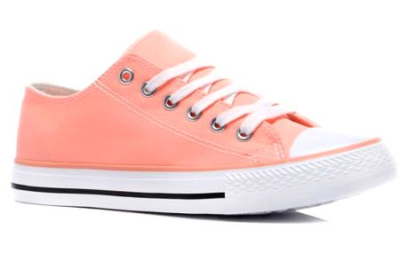 Dámské tenisky Darcey 008 oranžové