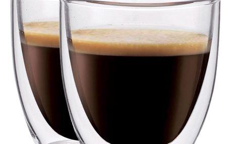 """2dílná sada skleniček Maxxo """"Espresso"""" 80 ml ,"""
