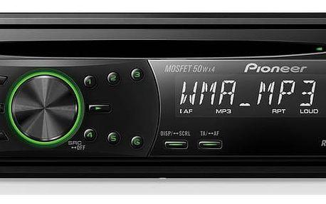 Autorádio s CD Pioneer DEH-1220MP