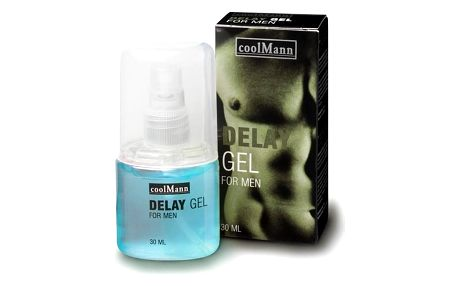Delay Gel coolMann E21669-1