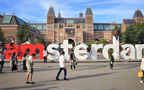 Poznávací zájezd do Holandska 4-5 dní s ubytováním