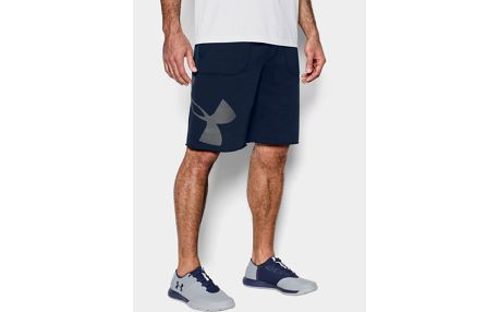 Kraťasy Under Armour Rival Exploded Graphic Short Modrá