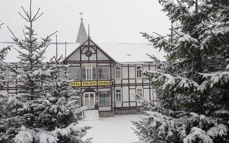 Hotel Palace Tivoli *** v Tatrách přímo pod Gerlachovským štítem