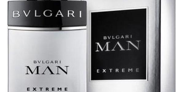 Bvlgari Bvlgari Man Extreme 100 ml toaletní voda tester pro muže