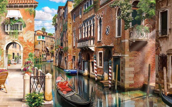 5denní zájezd do Říma, Benátek, Verony a Florencie s ubytováním