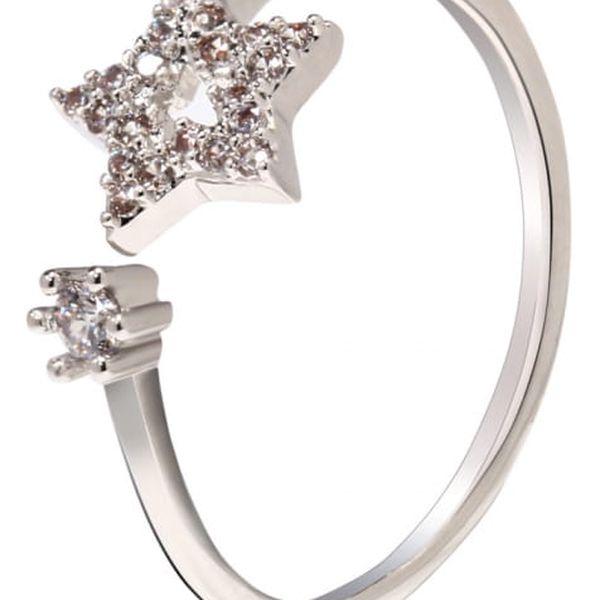 Prsten ve stříbrné barvě Sage 064 ( 16 mm)