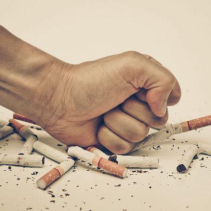 Laserová akupunkturní léčba na odvykání kouření