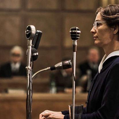 Do Lucerny na drama: 2 vstupenky na film Milada