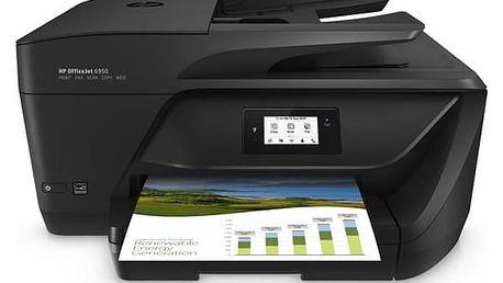 Tiskárna multifunkční HP Officejet 6950 (P4C78A#625) černý