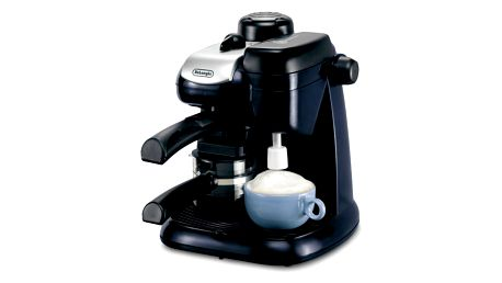 Espresso DeLonghi EC 9.1 černé/stříbrné + Doprava zdarma