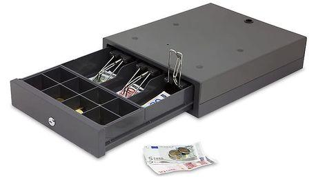 Pokladní zásuvka CHD 3050 černá, 9V