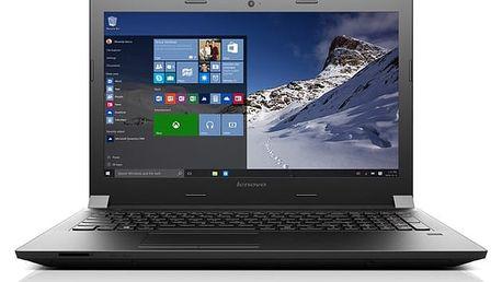 Notebook Lenovo B51-80 (80LM00JNCK) černý Software F-Secure SAFE 6 měsíců pro 3 zařízení v hodnotě 979 Kč + DOPRAVA ZDARMA