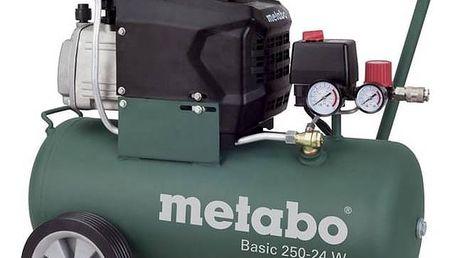 Kompresor Metabo Basic250-24W + Doprava zdarma
