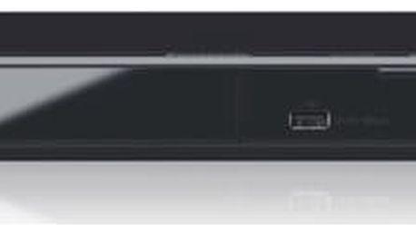 DVD přehrávač Panasonic DVD-S500EP-K černý