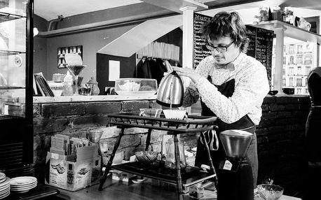 Kurz domácí přípravy skvělé kávy vč. ochutnávek