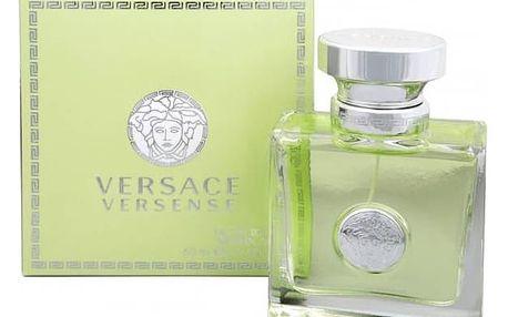 Versace Versense toaletní voda dámská 100 ml