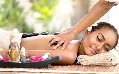 60 nebo 90 minut thajské masáže dle výběru