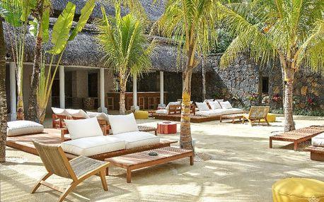 Mauritius, Trou d´eau Douce, letecky na 10 dní all inclusive